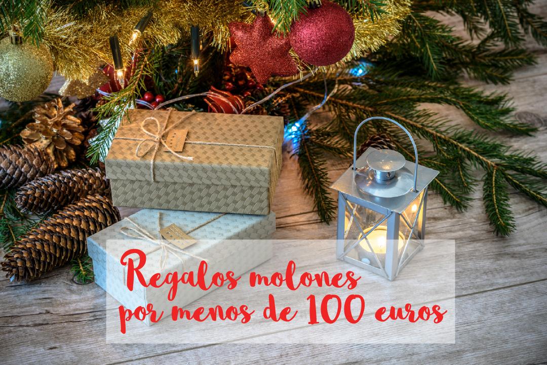 regalos molones navidad menos de 100 euros