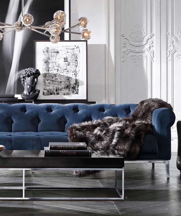 Capitoné chester sofá tapizado