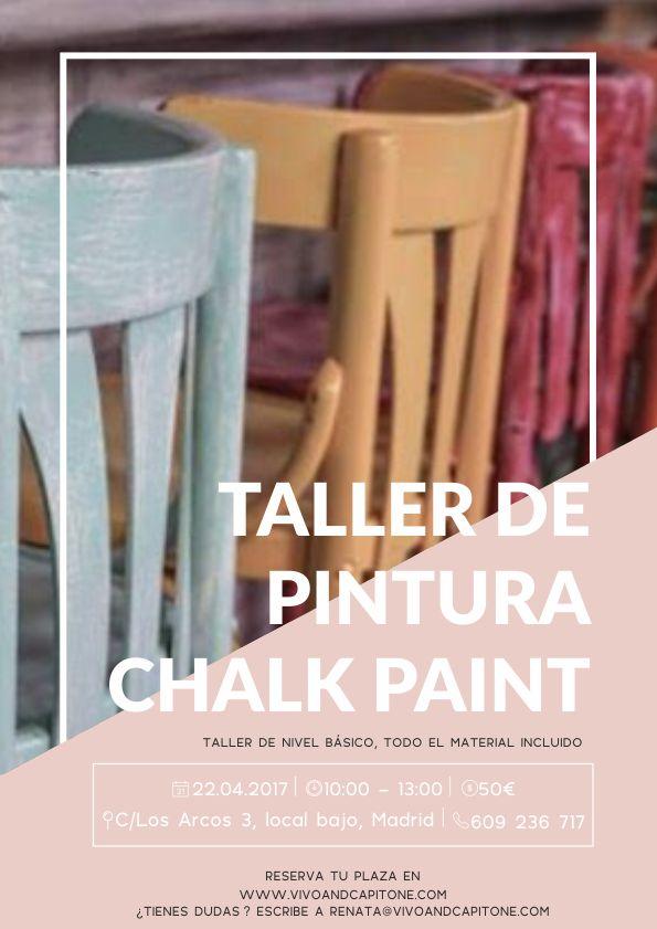 Taller pintura Chalk Paint