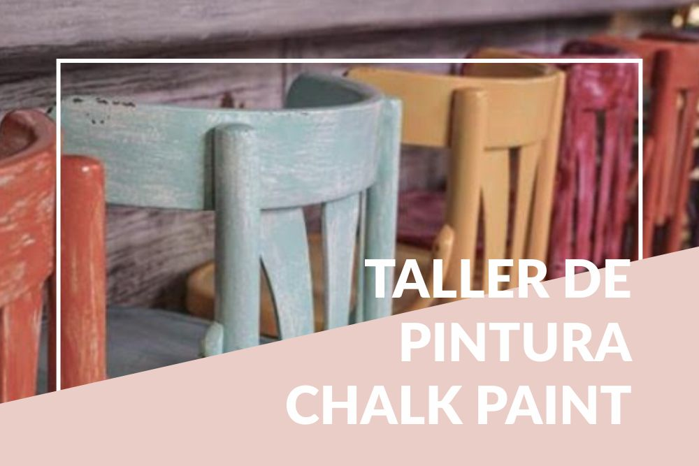 Talleres de pintura Chalk Paint