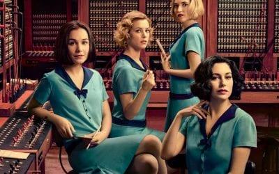 Cinco motivos para ver Las Chicas del cable