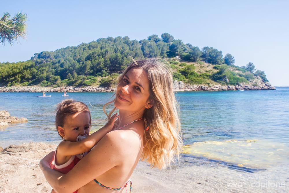 ¿Cómo disfrutar de lo mejor de Mallorca con un bebé?