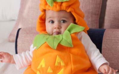 Cuatro disfraces caseros de Halloween para niños