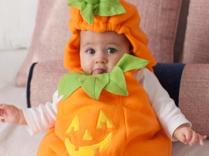 4 DIY Halloween Costumes for Kids