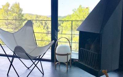 Consolación, un hotel Ecochic en Teruel