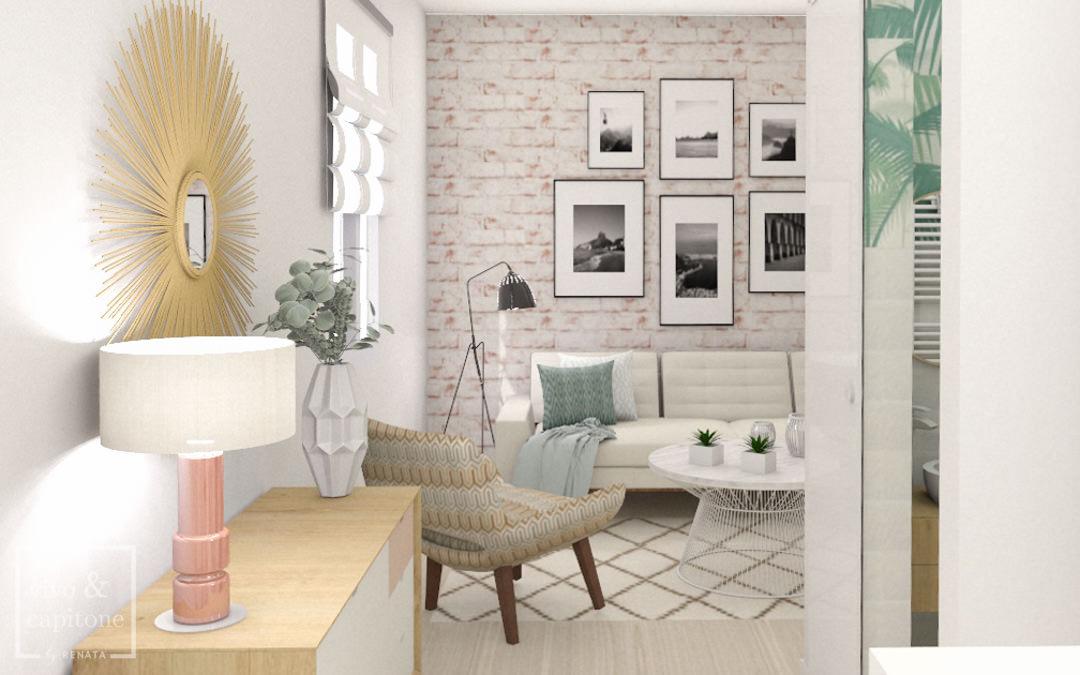 Reforma y amueblamiento de un apartamento (Barrio de Salamanca)