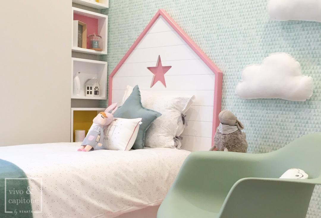 Habitación Infantil Niña Barcelona