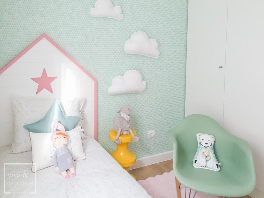 Habitacion Infantil niña Barcelona