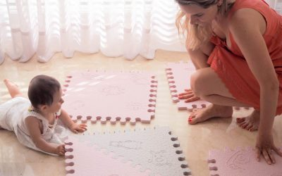 Alfombra para bebés de Lü Babymats